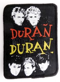 Duran Duran - 'Heads' Printed Patch
